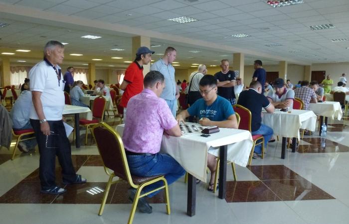 Чемпионат России по русским шашкам 2017