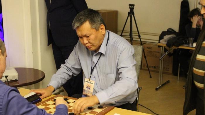 Чемпионат мира по шашкам-64 2017 - Гаврил Колесов