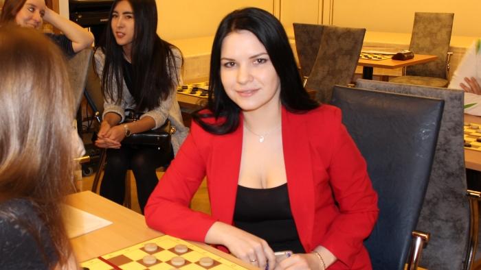 Чемпионат мира по шашкам-64 2017 - Софья Морозова