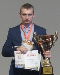 Русские шашки, чемпион мира 2017 - Игорь Михальченко