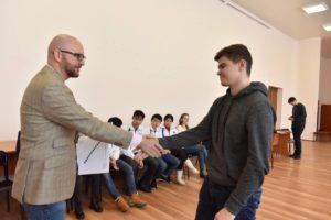 Чемпионат Российского студенческого спортивного союза по шашкам