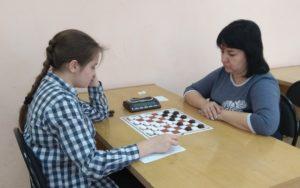 Чемпионат России по обратной игре в шашки