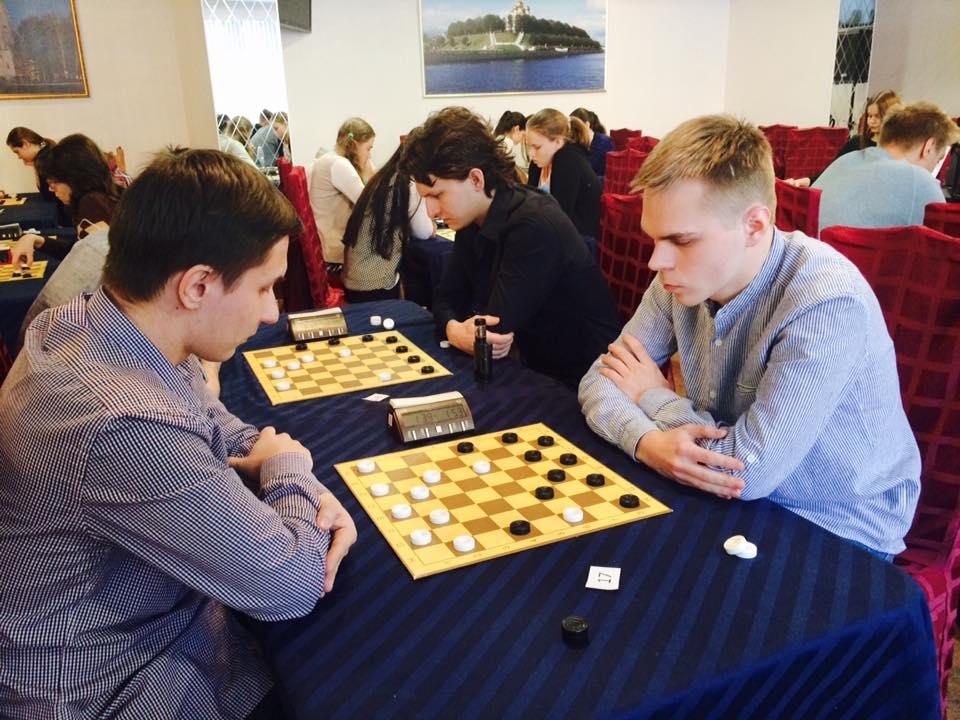 Первенство России по русским шашкам 2018