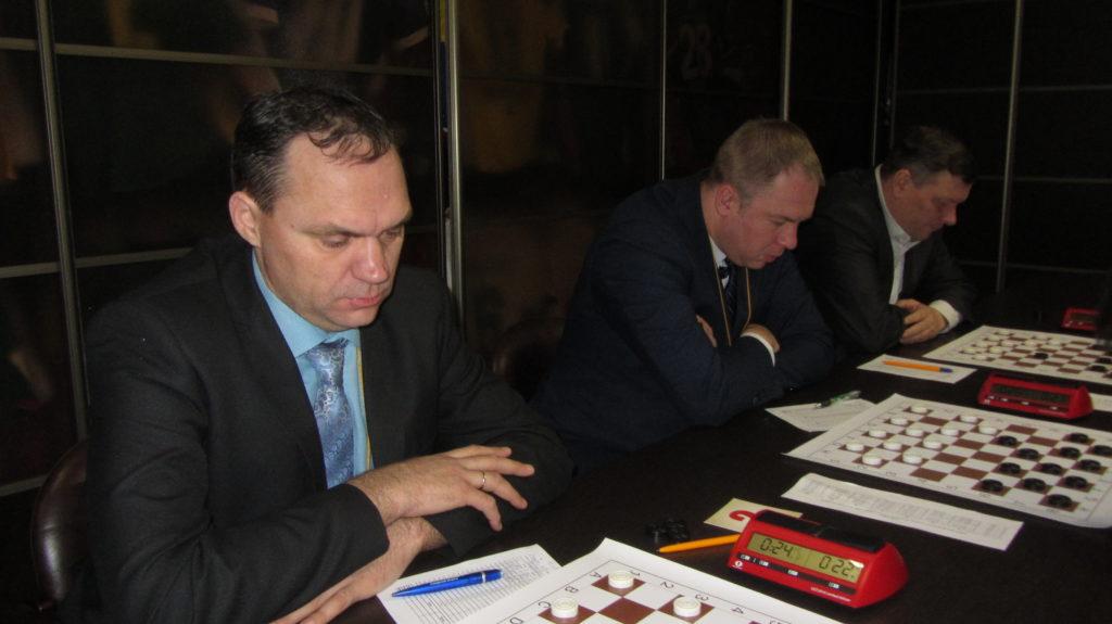 Всероссийские соревнования памяти Г.М. Курбанова 2018 (итоги)