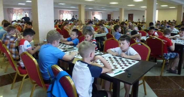 В Лоо взяли старт всероссийские соревнования