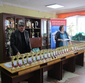 Всероссийские соревнования по русским шашкам «Жемчужина Кузбасса» 2018 (итоги)