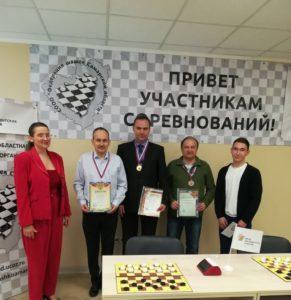 Чемпионат ПФО по русским шашкам 2018 (итоги)