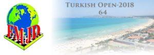 Этап Кубка Мира Turkish Open-2018 (64) (итоги)