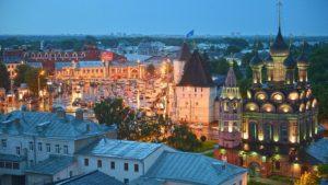 Анонс: Международные соревнования в Ярославле