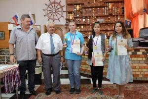 Чемпионат России по стоклеточным шашкам 2018 (итоги)