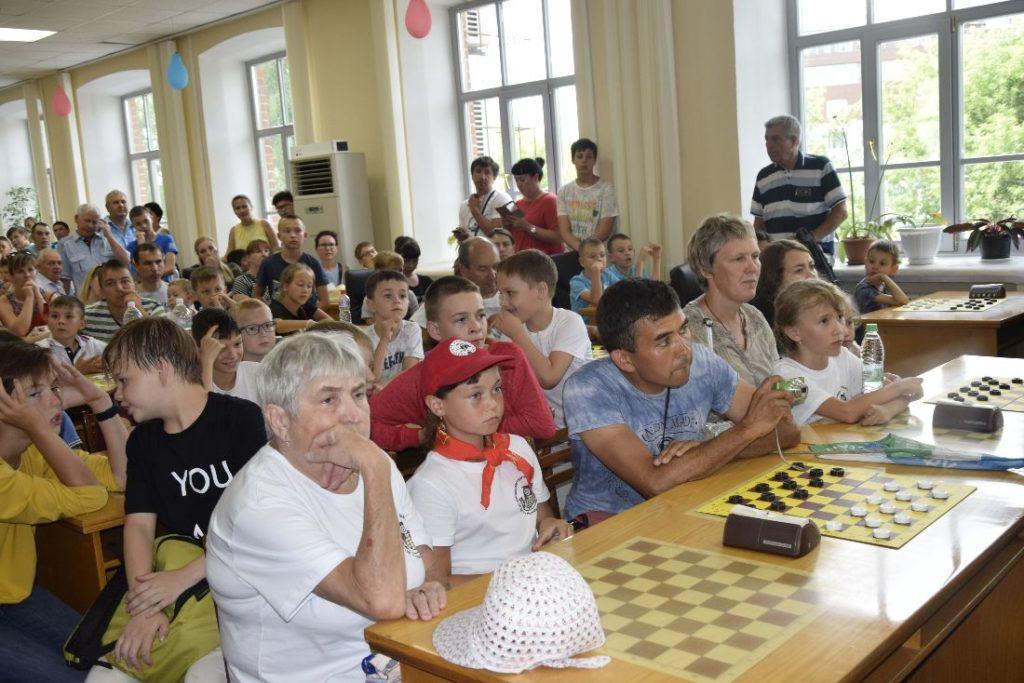 Первенство ПФО по русским и стоклеточным шашкам (итоги)