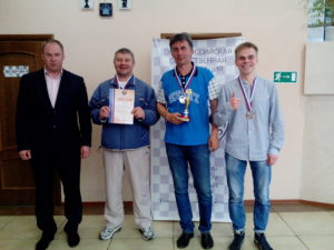 Командный Чемпионат России и Всероссийские соревнования 64 (итоги)