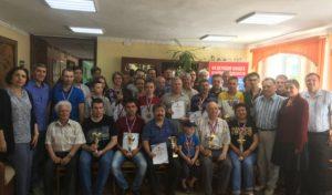 Чемпионат Сибирского федерального округа по русским шашкам 2018 (итоги)