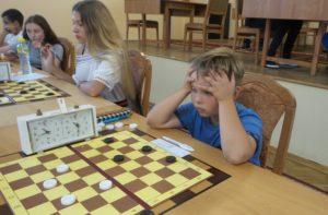 Всероссийские соревнования по русским шашкам «Белые ночи» 2018 (итоги)
