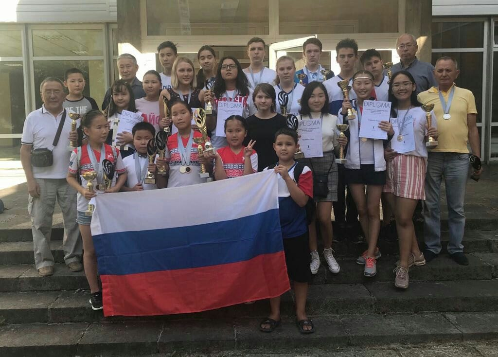 Молодежный Чемпионат Европы по стоклеточным шашкам 2018 (итоги)