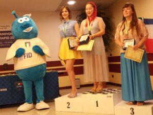 Чемпионат мира по стоклеточным шашкам 2018. Блиц и Рапид (итоги)