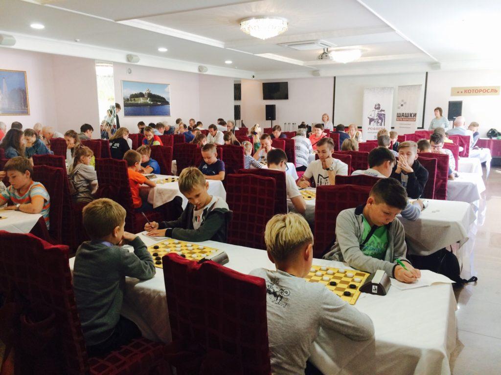 Всероссийские соревнования памяти В. Варова 2018 (итоги)