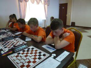 Чудо-шашки и Первенство России по стоклеточным шашкам среди младших возрастов 2018 (итоги)