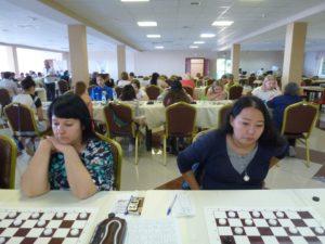 Соревнования в Лоо по русским и стоклеточным шашкам 2018 (итоги)