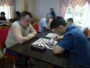 Всероссийские соревнования в Лоо по русским шашкам 2018 (итоги)