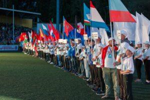 IV Всероссийский фестиваль национальных и неолимпийских видов спорта 2018