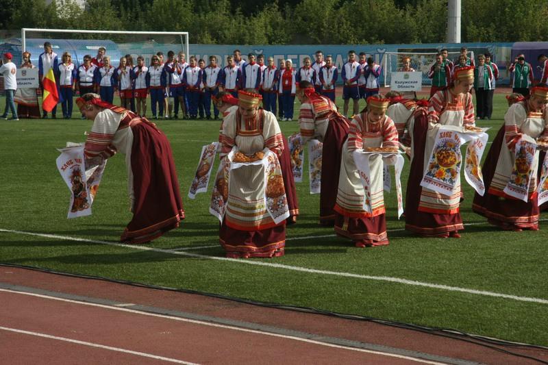 VII Всероссийские соревнования