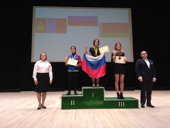 Молодежный Чемпионат Мира 2018 года по стоклеточным шашкам