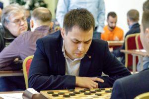 Чемпионат Европы по стоклеточным шашкам 2018