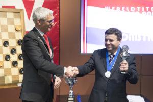 Матч за звание Чемпиона мира по стоклеточным шашкам 2018 (итоги)