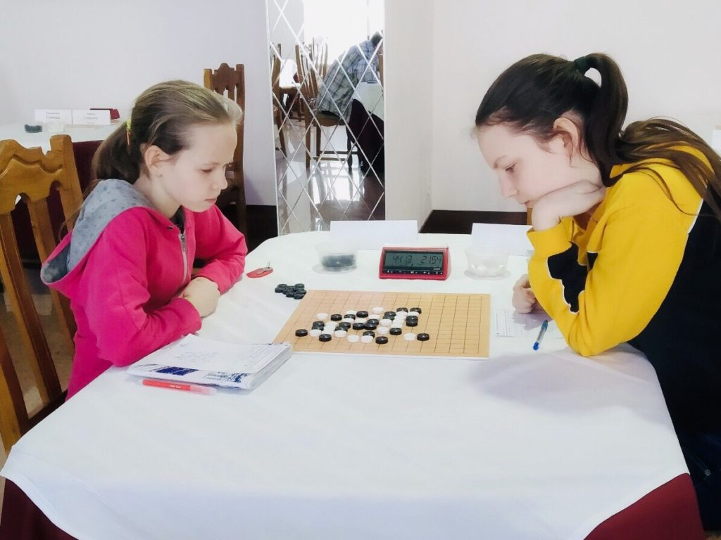 Чемпионат России по шашкам рэндзю 2019 (итоги)