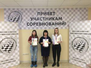 Чемпионат России по обратной игре в шашки 2019 (итоги)