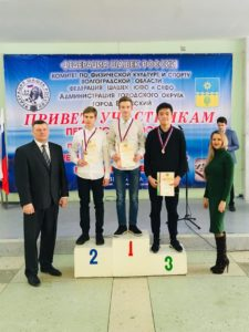 Первенство России по русским шашкам 2019 (итоги)