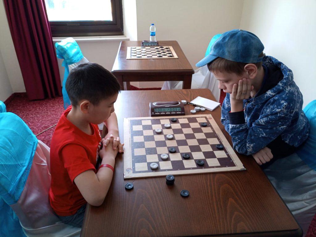 Первенство Европы по шашкам-64 2019