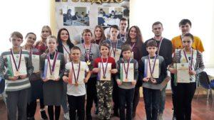 Первенство России по шашкам рэндзю 2019 (итоги)