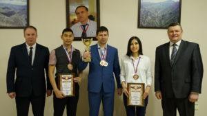 Всероссийские соревнования памяти Г.М. Курбанова 2019 (итоги)