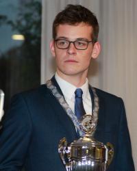 Стоклеточные шашки, чемпион мира 2019 - Рул Бумстра