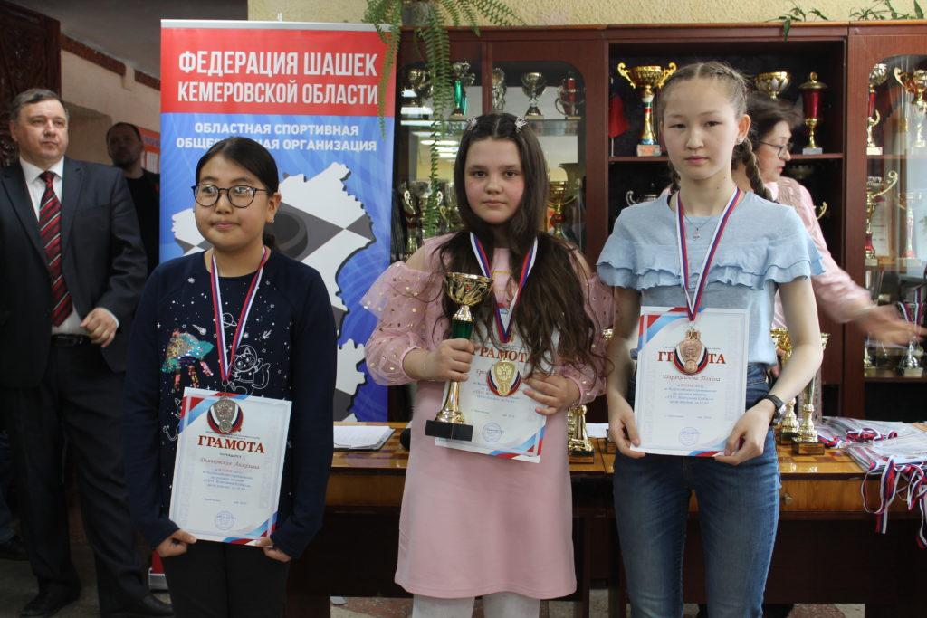 Всероссийские соревнования по русским шашкам «XXVI Жемчужина Кузбасса»