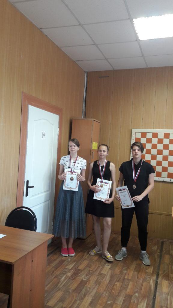 Чемпионат и Первенство ЦФО и СЗФО по стоклеточным шашкам 2019