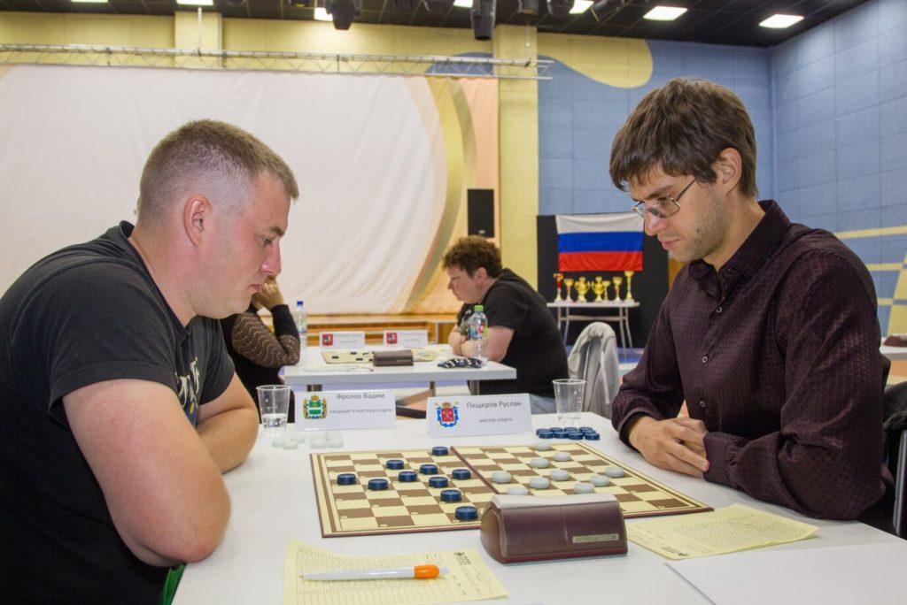 Кубок России по стоклеточным шашкам 2019
