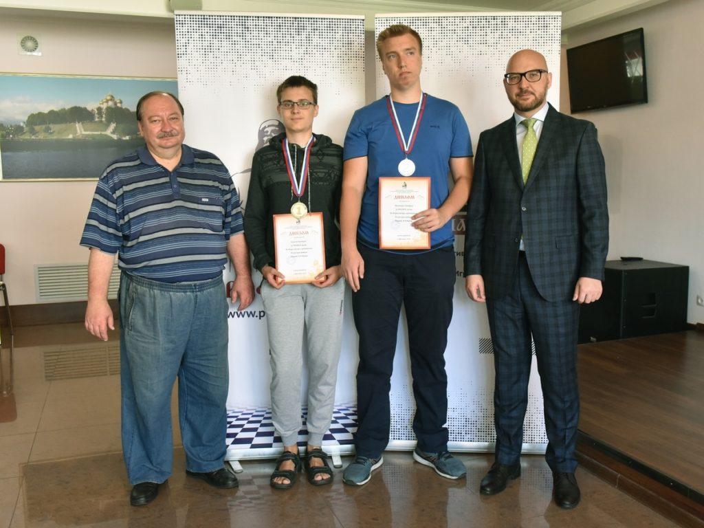 Всероссийские соревнования памяти В. Варова 2019