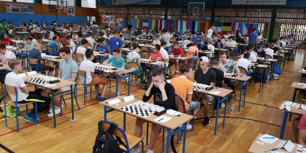 Европы по стоклеточным шашкам 2019
