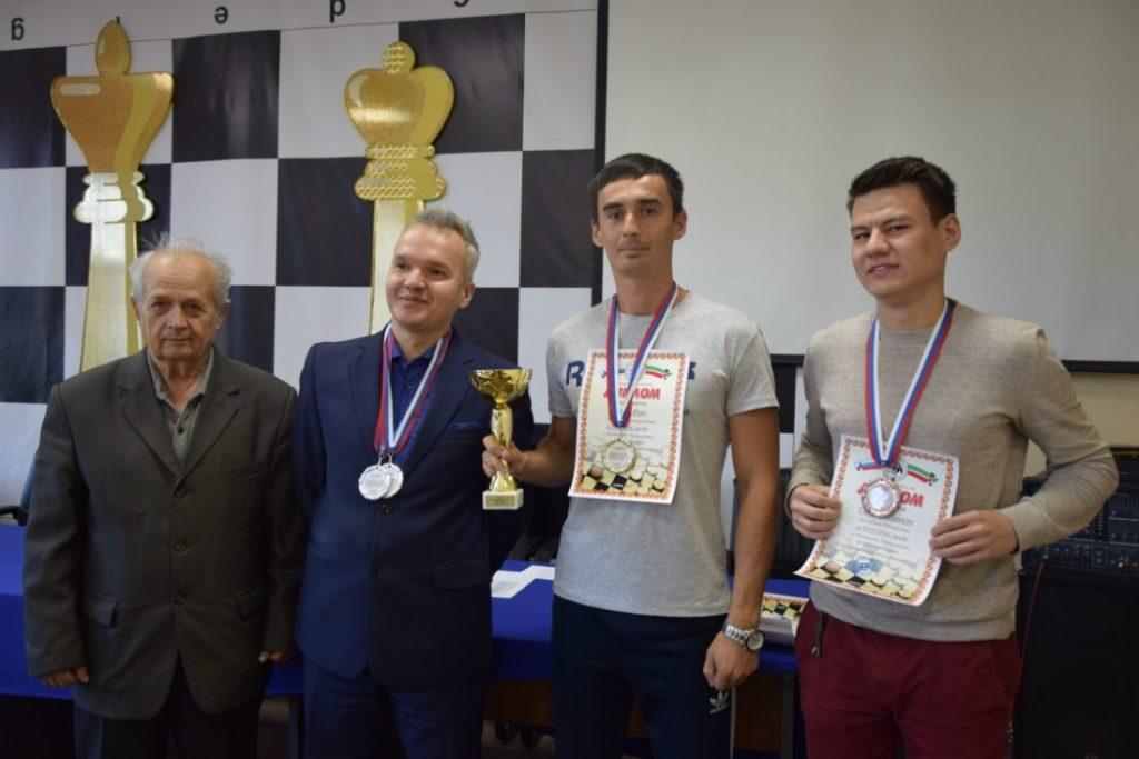 Чемпионат ПФО по русским и стоклеточным шашкам 2019