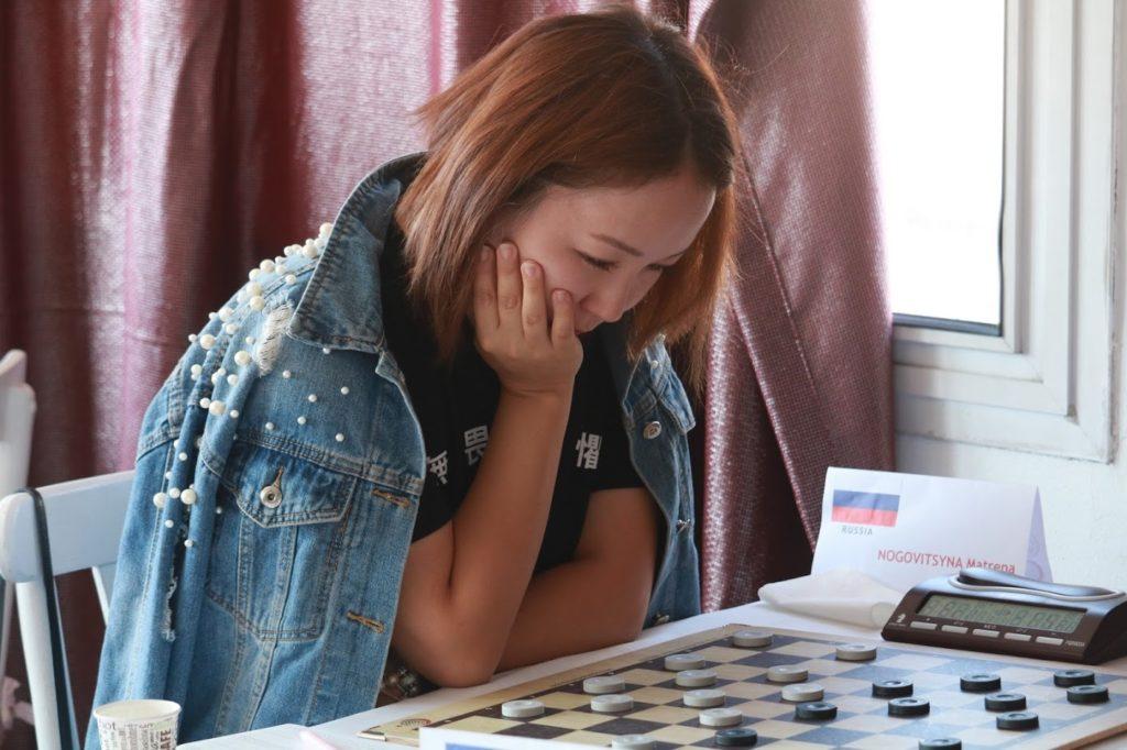 Чемпионат Европы по шашкам-64 2019