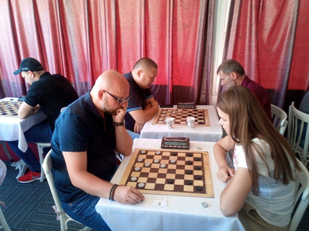 Этап Кубка мира по шашкам-64 Izmir Open 2019