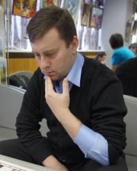 Русские шашки, чемпион России 2019 - Николай Макаров