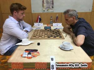 Чемпионат мира по стоклеточным шашкам среди мужчин 2019