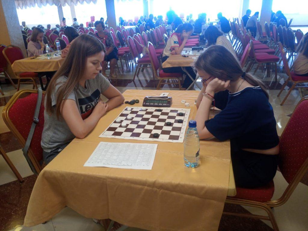 Чемпионат России и Всероссийские соревнования по русским шашкам 2019 (итоги)