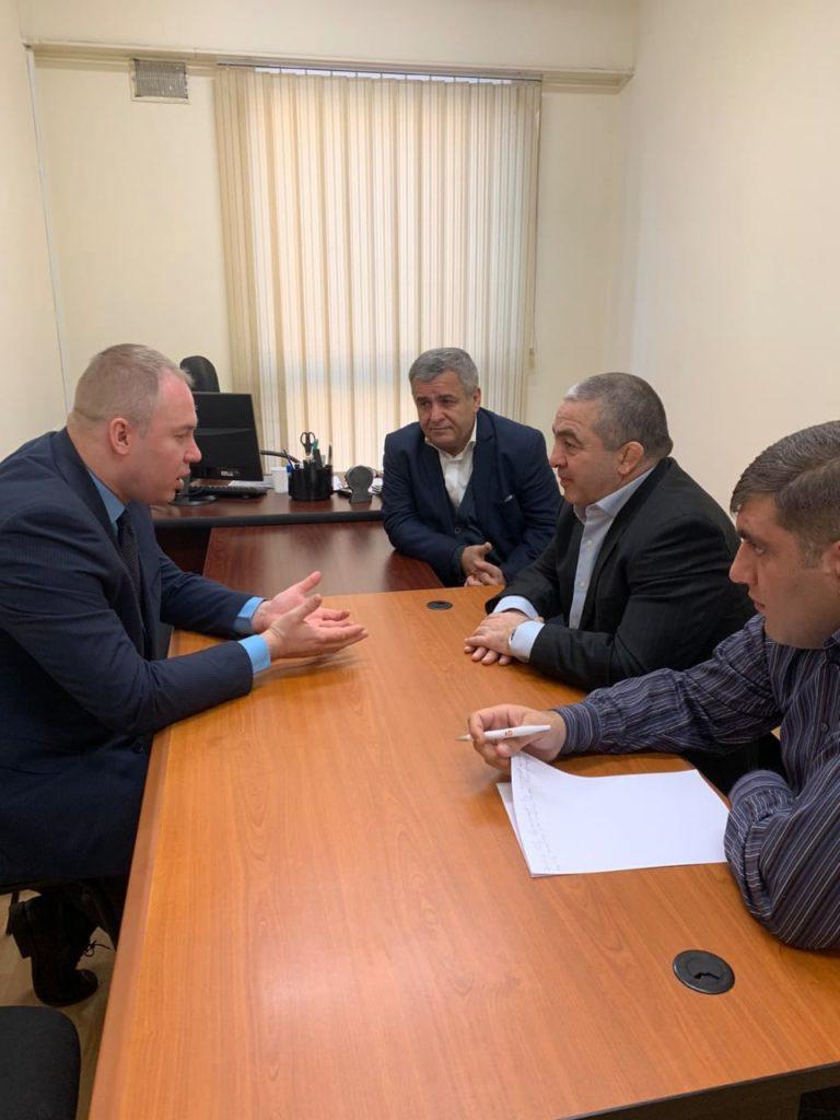 Этап Кубка мира по шашкам-64 Armenia Open 2019