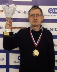 Рэндзю, чемпион России 2020 - Константин Никонов