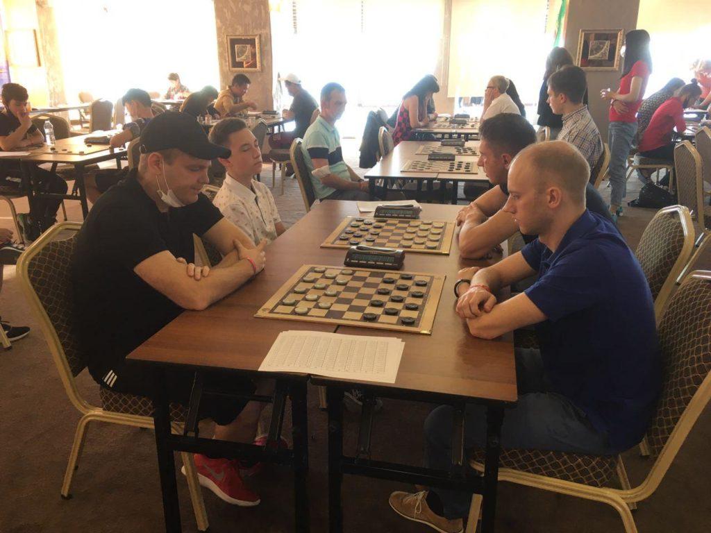 Командный Чемпионат мира по шашкам-64 2020 (итоги)